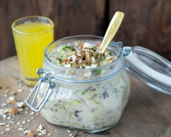 Zoats - Overnight oats med squash