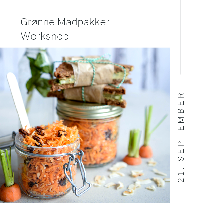 Vegansk madworkshop